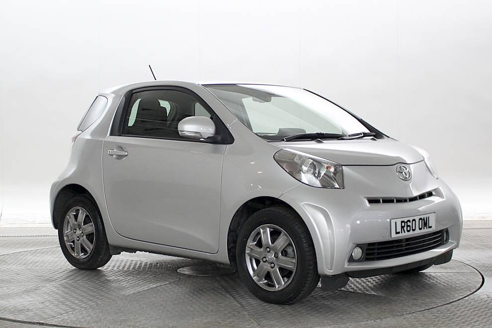 Toyota IQ - Cargiant