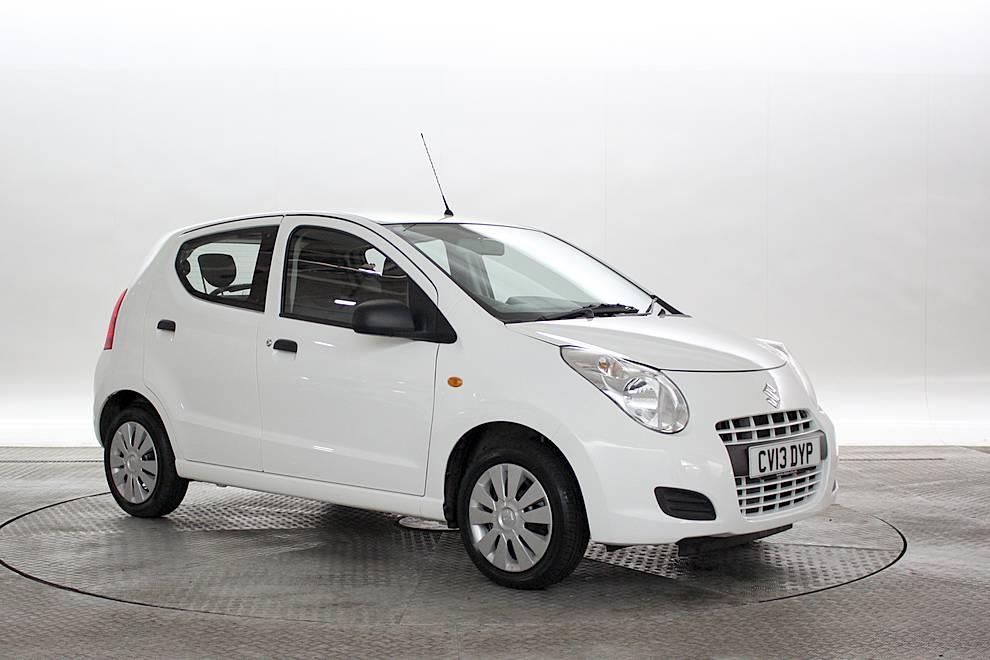 Suzuki Alto - Cargiant