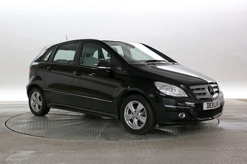 Mercedes B160 - Cargiant
