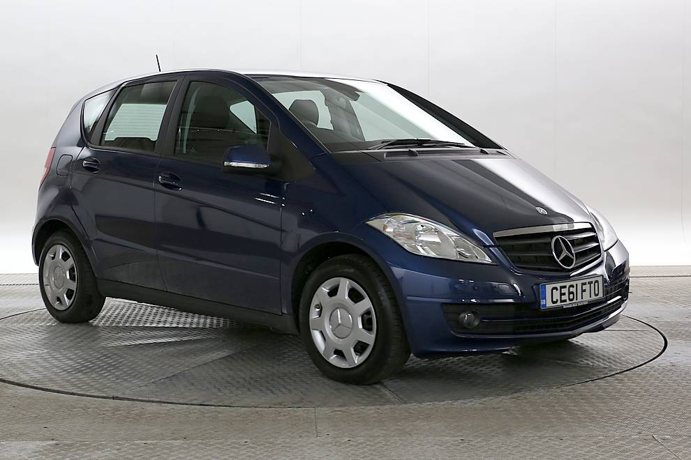 Mercedes A160 - Cargiant