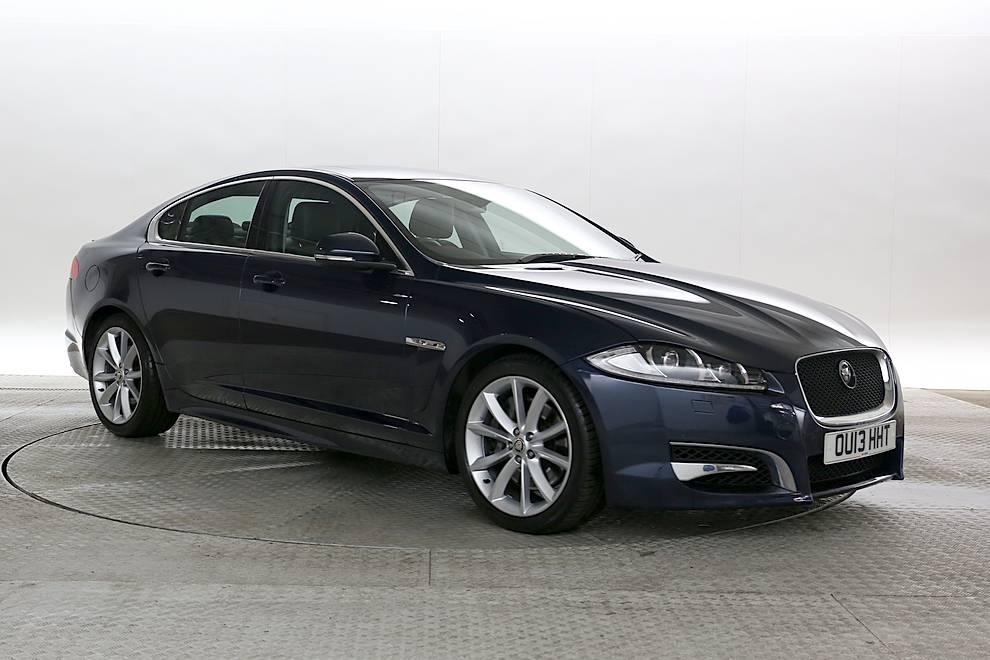 Jaguar XF Cargiant