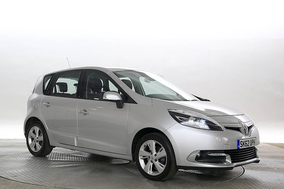 Renault Scenic - Cargiant