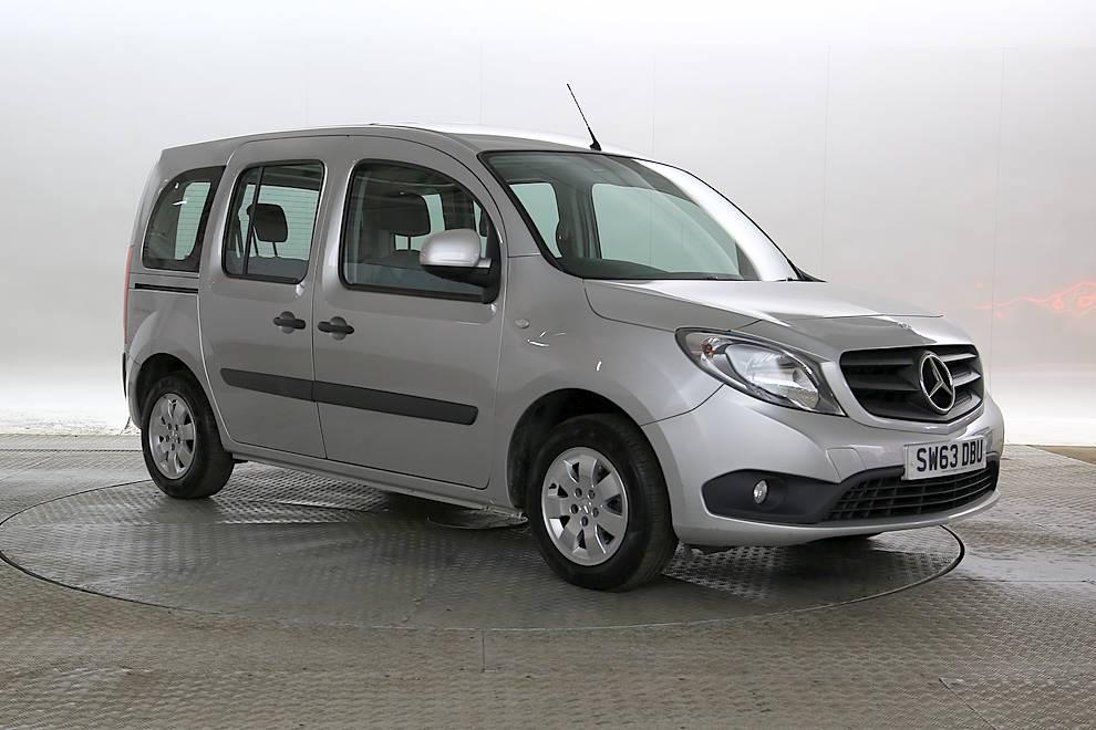 Mercedes Citan - Cargiant