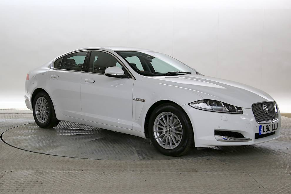 Attractive Perfect Jaguar XF Cargiant