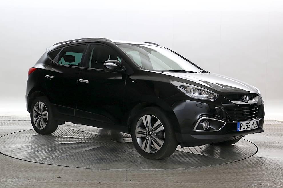 Hyundai IX35 - Cargiant