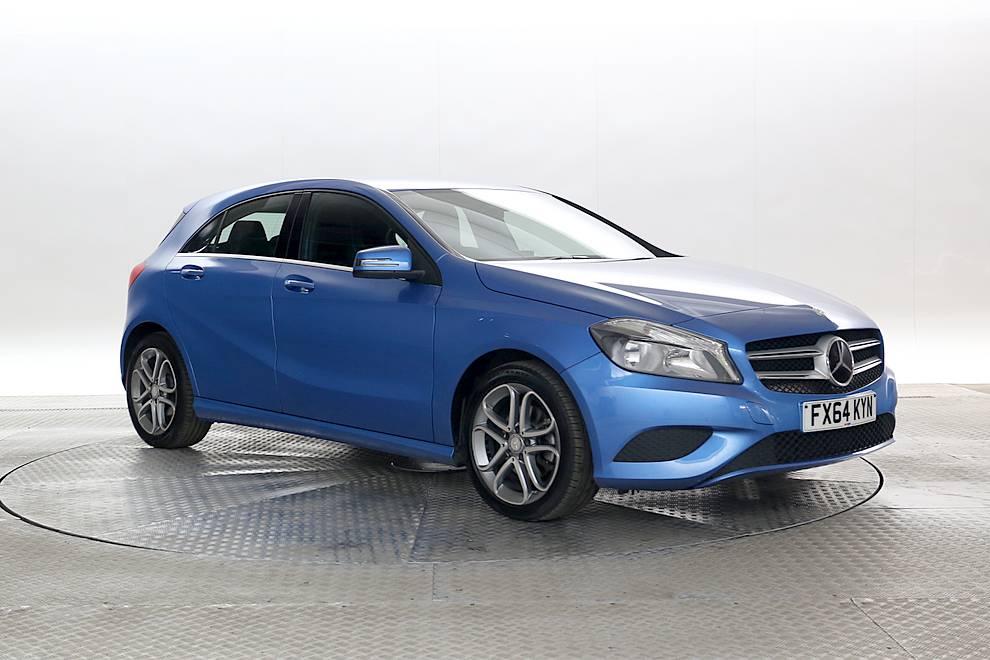 Mercedes A200 - Cargiant