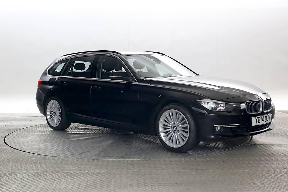 BMW 325D - Cargiant