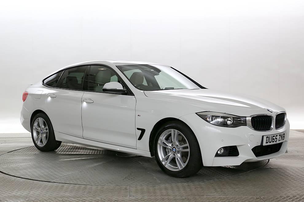BMW 335D - Cargiant
