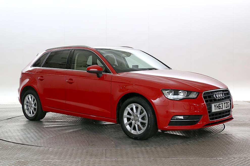 Audi A3 - Cargiant
