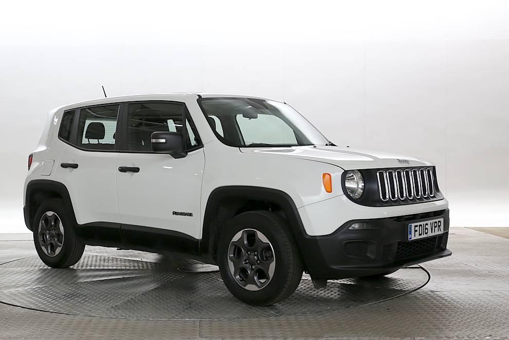 Jeep Renegade - Cargiant