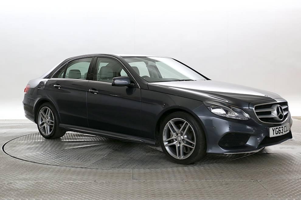 Mercedes E350 - Cargiant