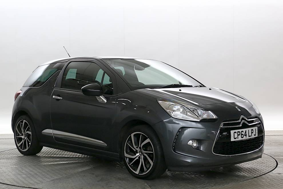 Citroen DS3 - Cargiant