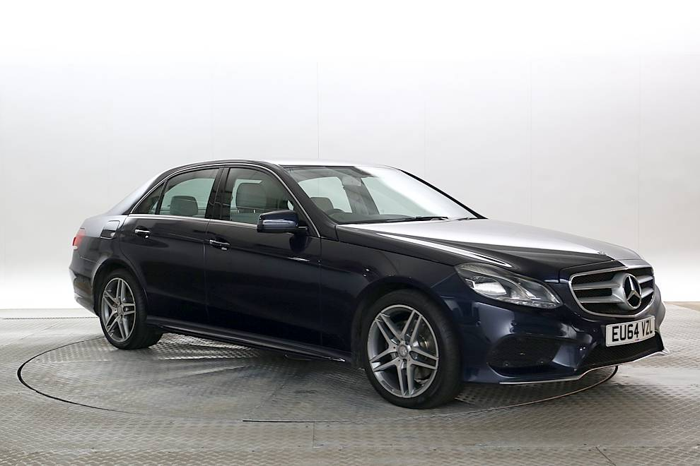 Mercedes E220 - Cargiant