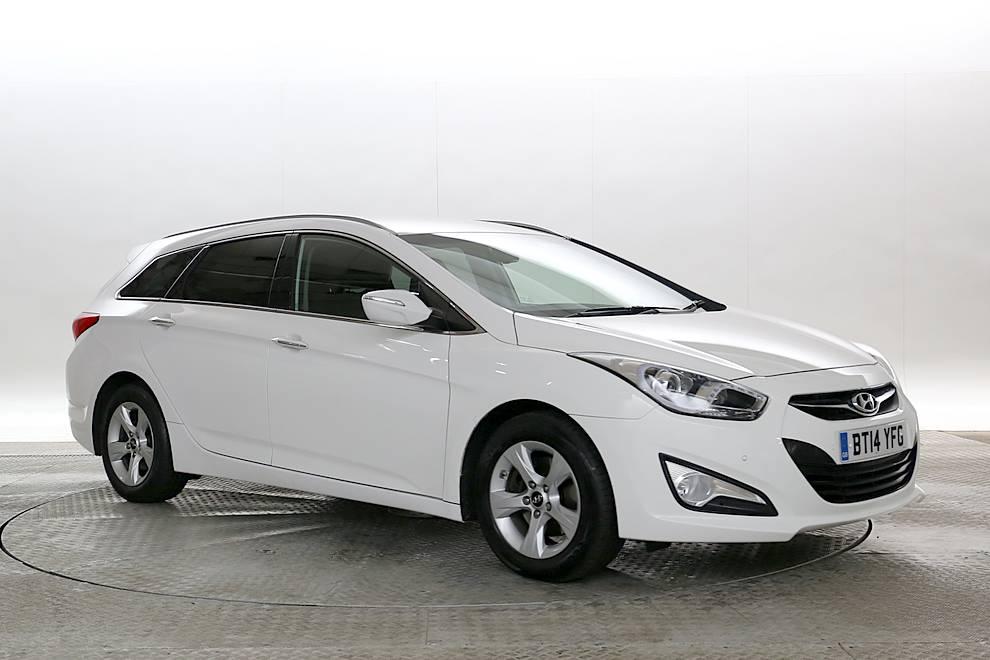 Hyundai I40 - Cargiant