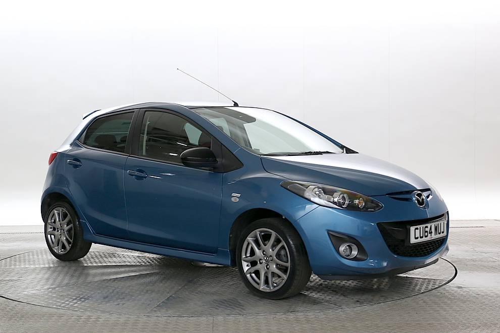 Mazda 2 - Cargiant