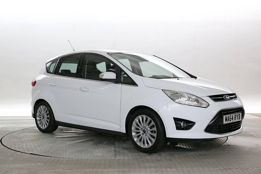 Ford C-Max - Cargiant