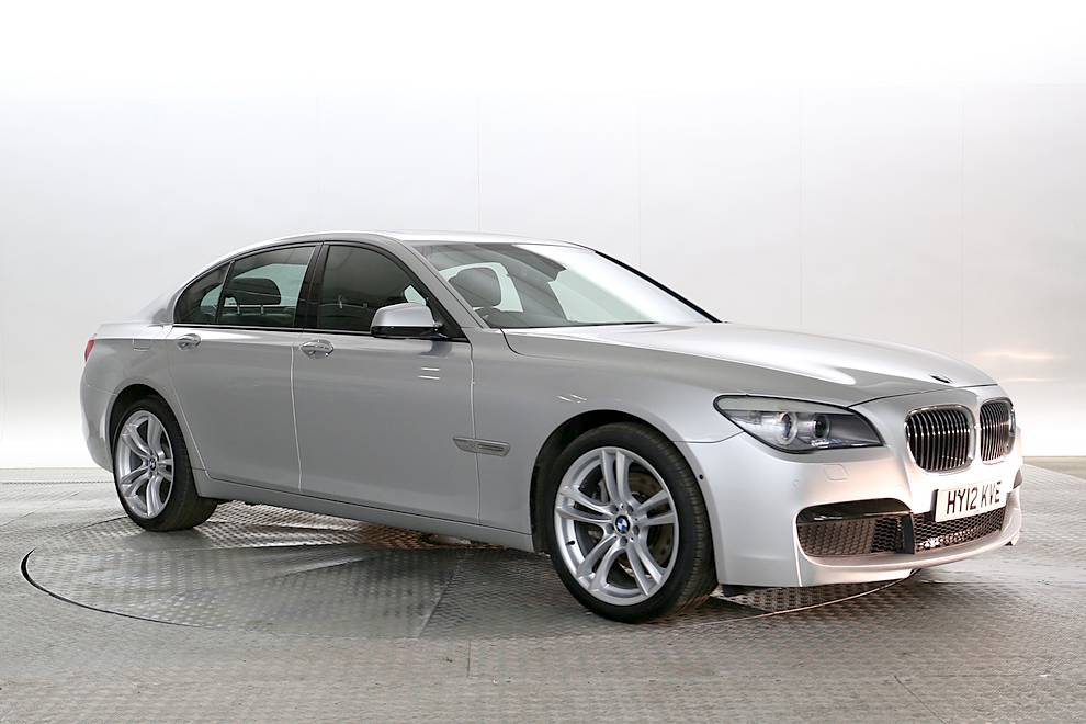 BMW 730D - Cargiant