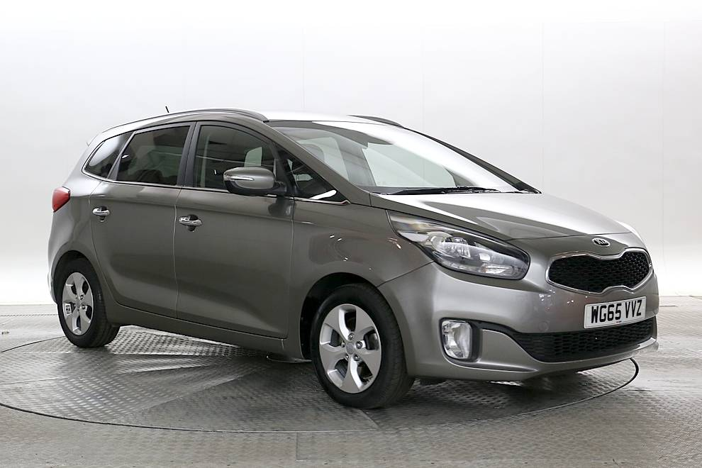 KIA Carens - Cargiant