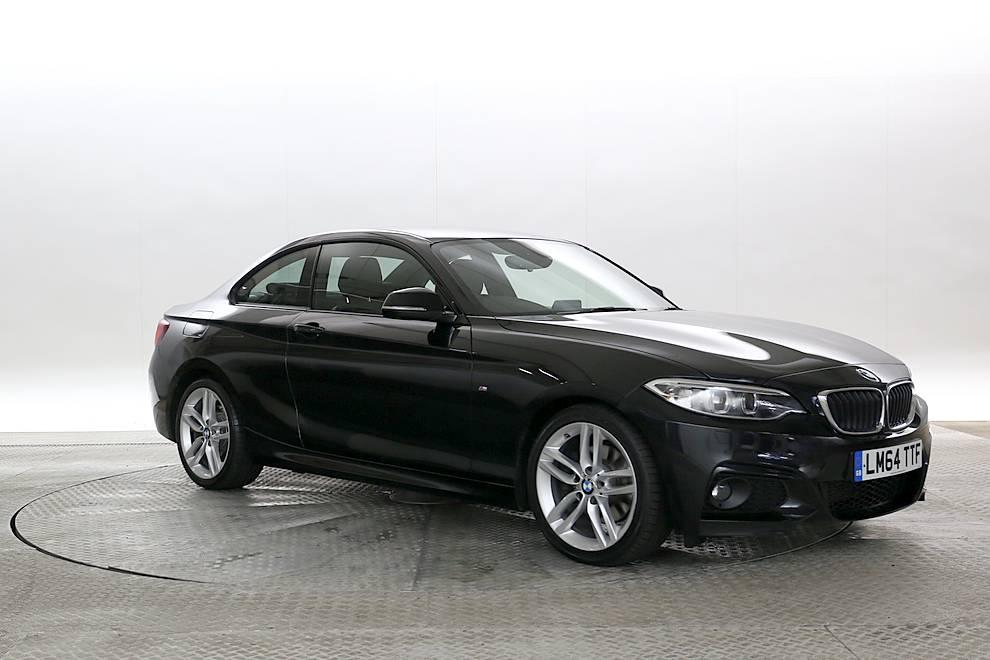 BMW 225D - Cargiant