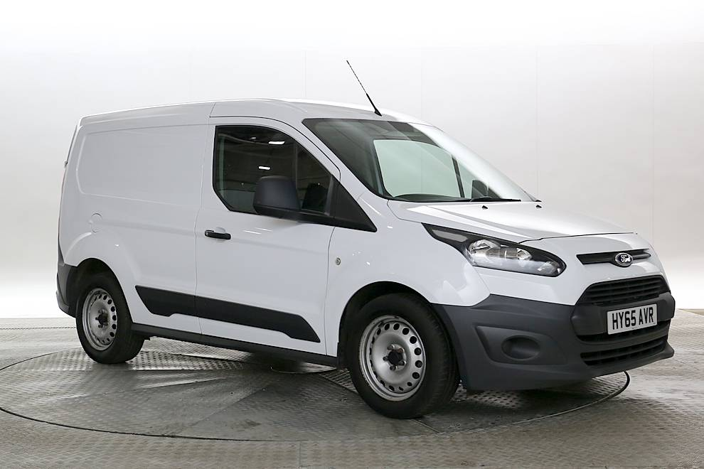 Ford Transit Connect - Cargiant