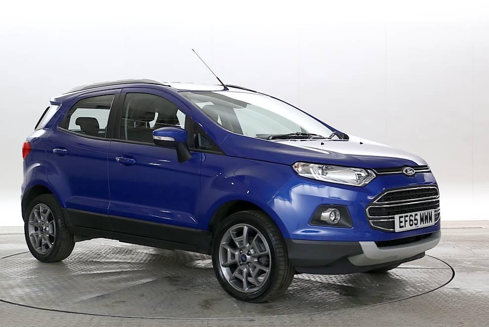 Ford Ecosport - Cargiant