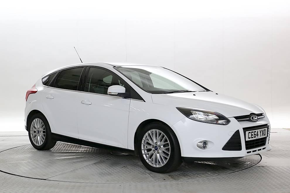 Ford Focus - Cargiant