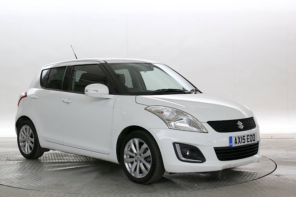 Suzuki Swift - Cargiant