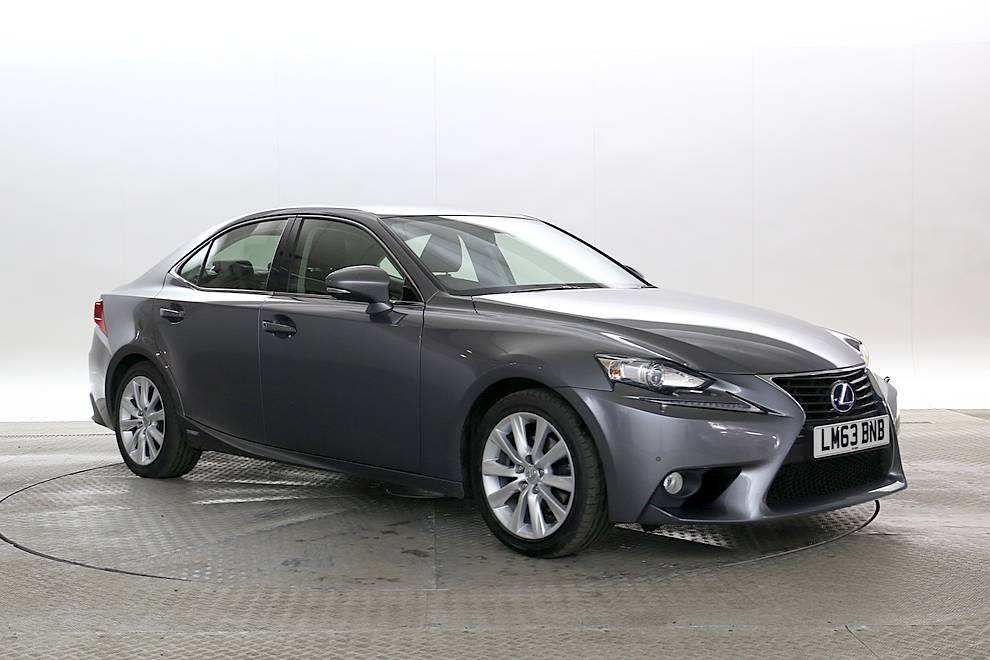 Lexus IS 300H - Cargiant