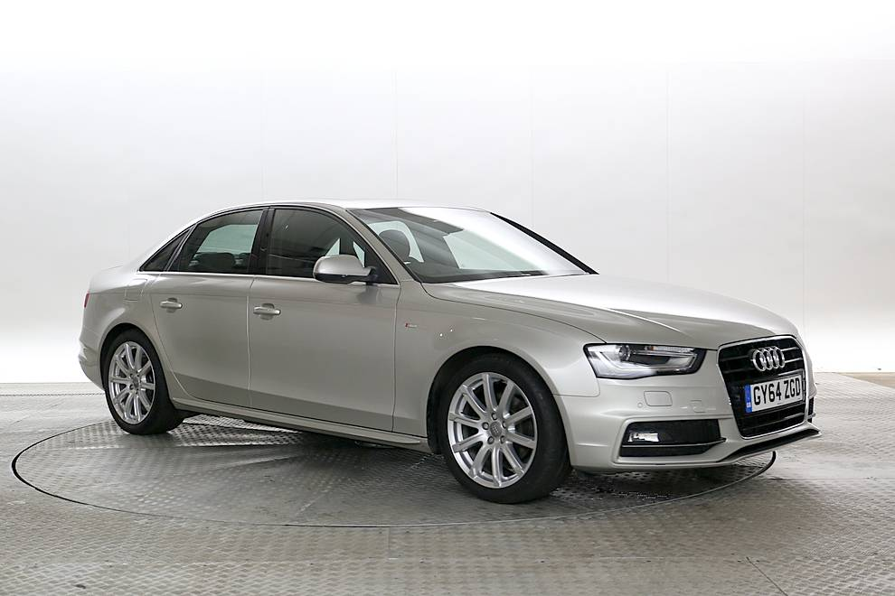 Audi A4 - Cargiant
