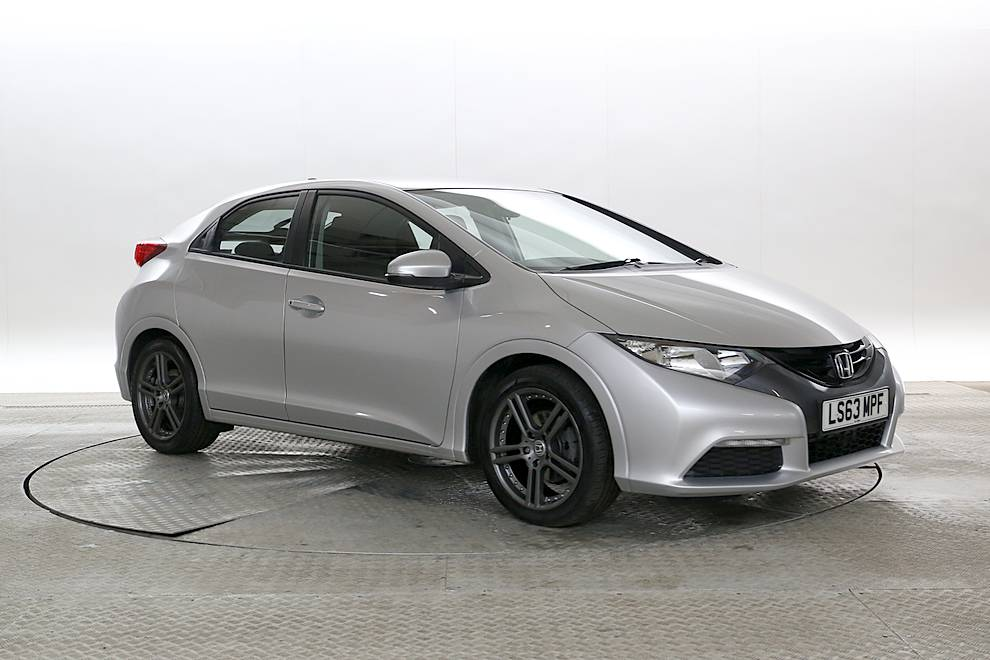 Honda Civic - Cargiant