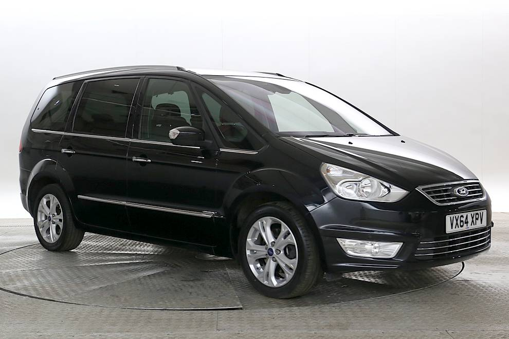Ford Galaxy - Cargiant