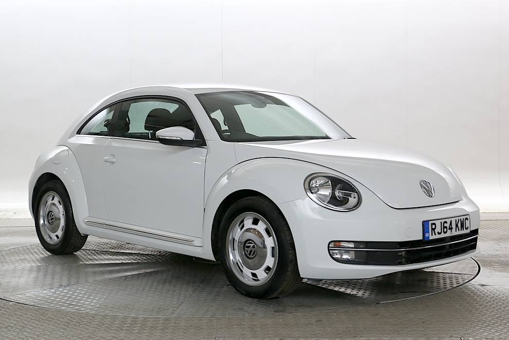 Volkswagen Beetle - Cargiant