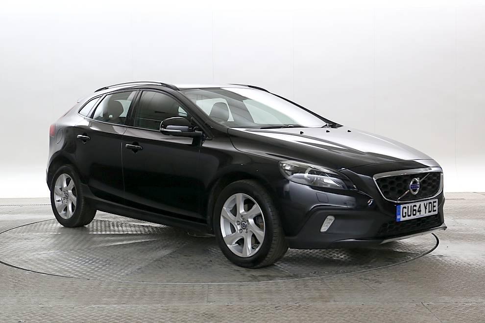 Volvo V40 - Cargiant