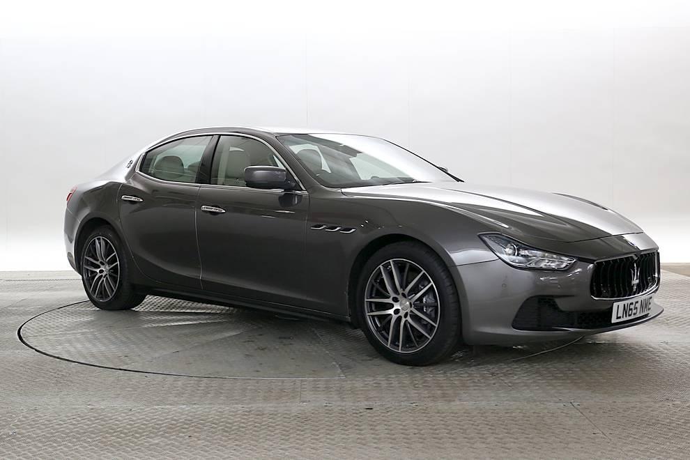 Maserati Ghibli - Cargiant