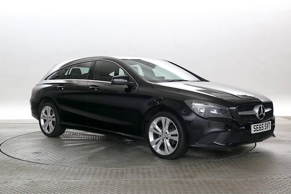 Mercedes CLA - Cargiant
