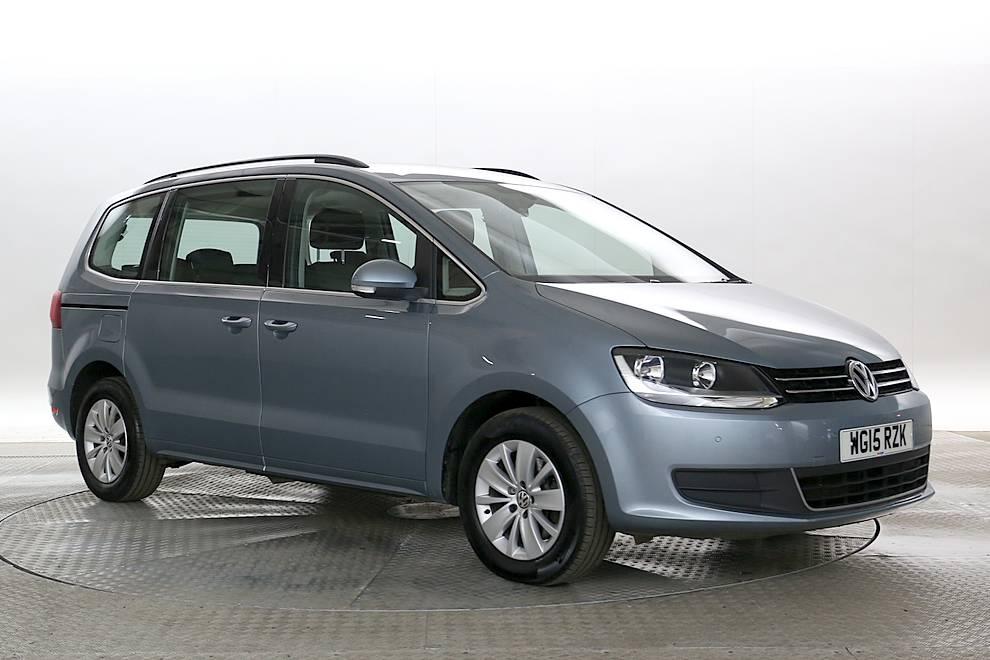 Volkswagen Sharan - Cargiant