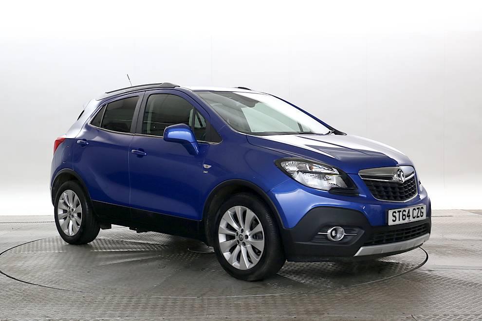 Vauxhall Mokka - Cargiant