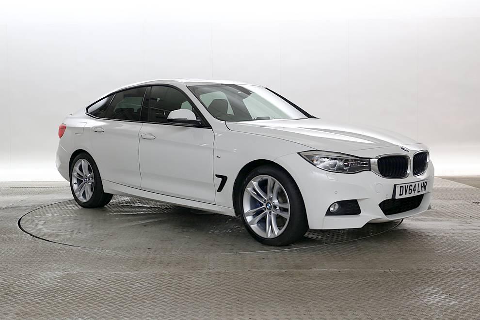 BMW 330D - Cargiant