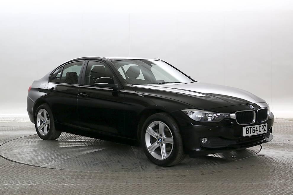 BMW 316D - Cargiant