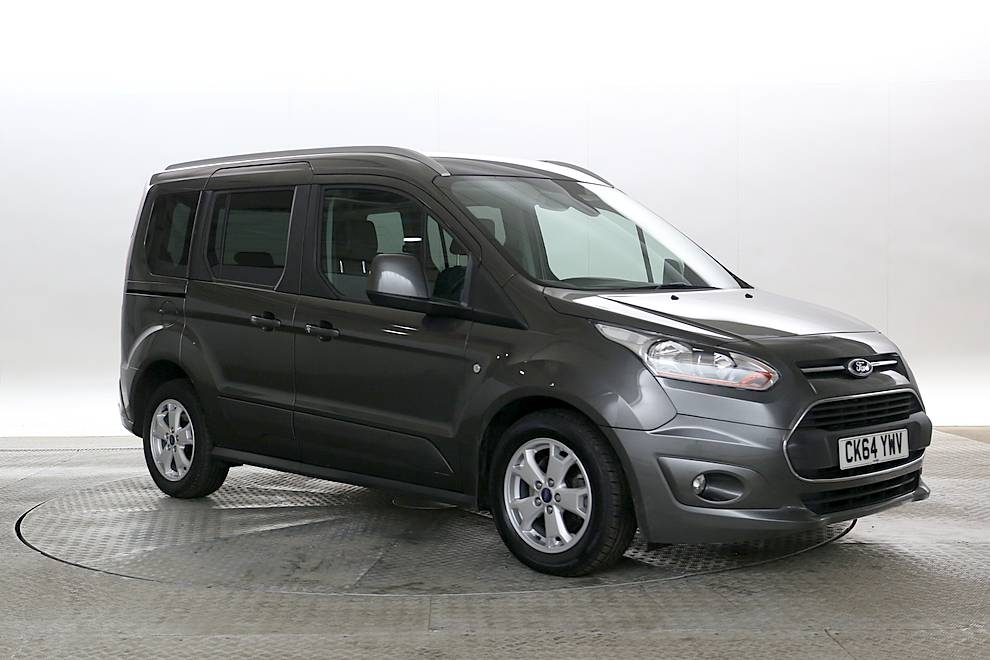 Ford Tourneo Connect - Cargiant