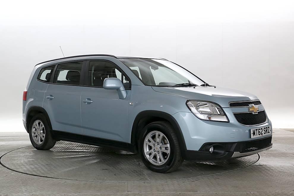 Chevrolet Orlando - Cargiant