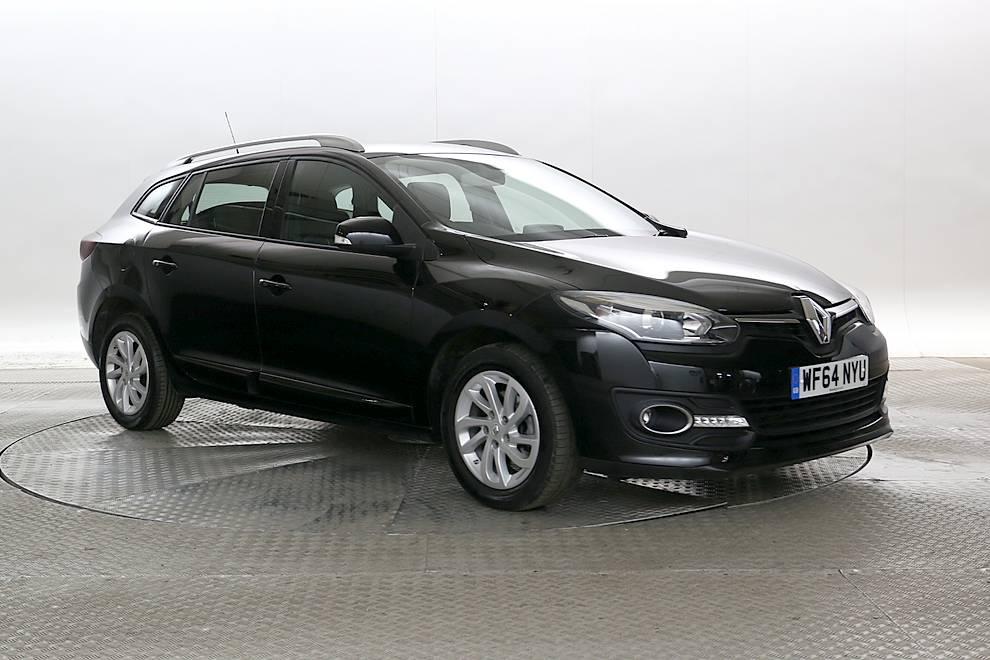 Renault Megane - Cargiant