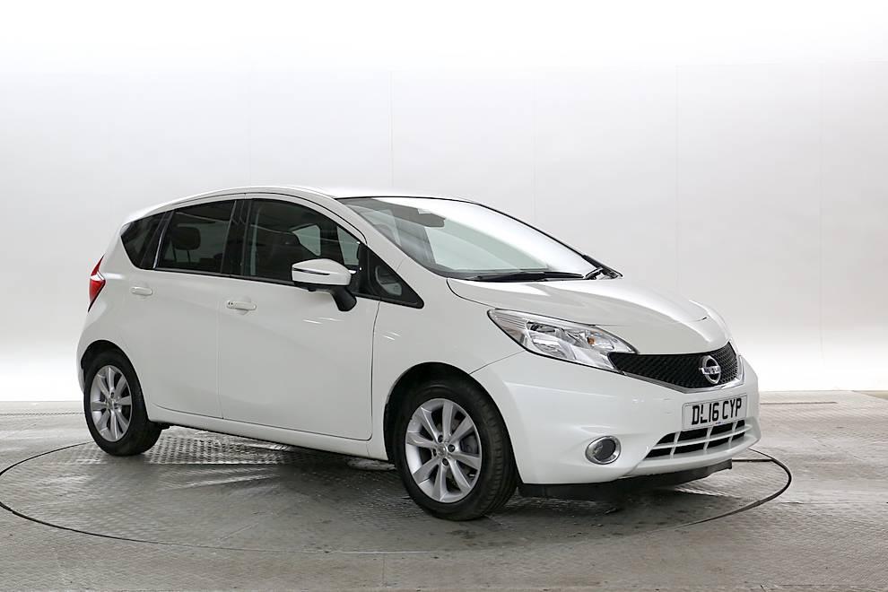 Nissan Note - Cargiant