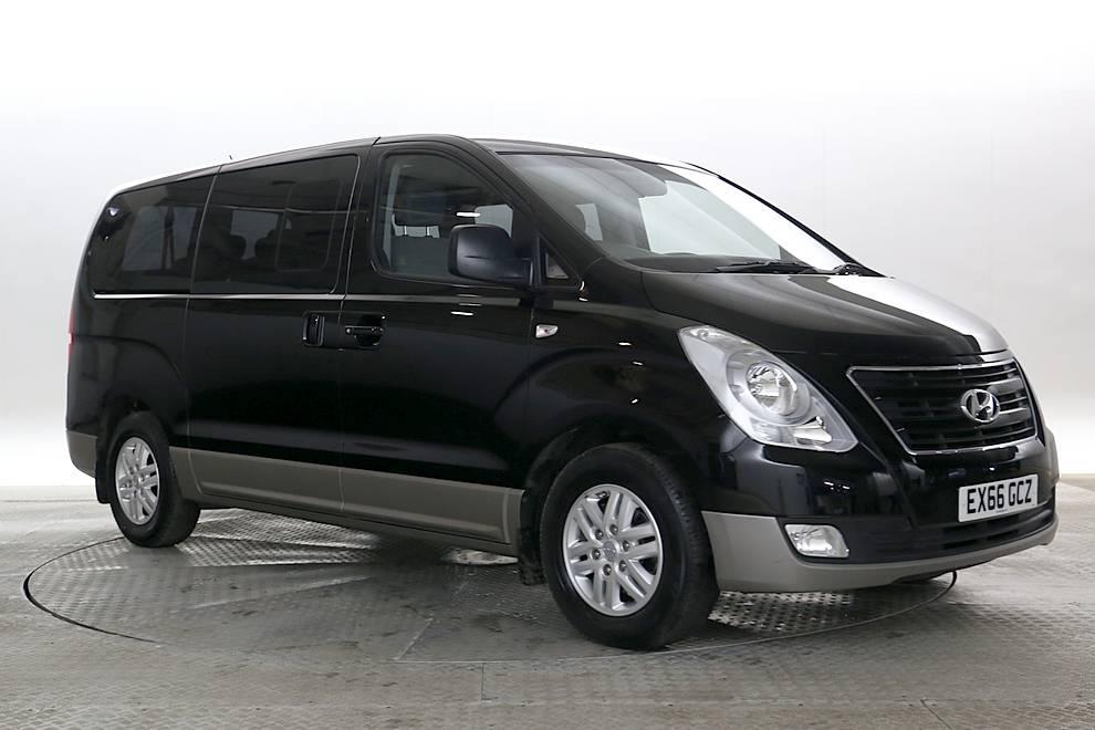 Hyundai I800 - Cargiant