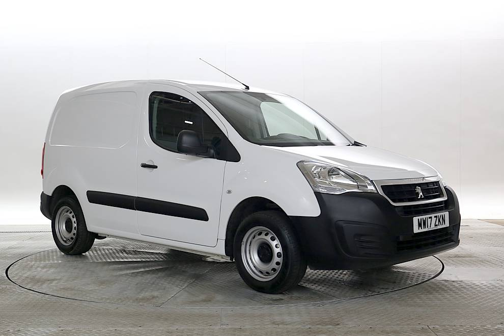 Peugeot Partner - Cargiant