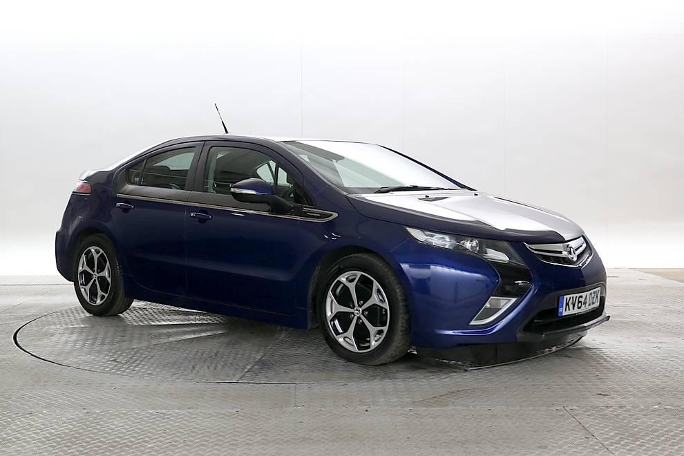 Vauxhall Ampera - Cargiant