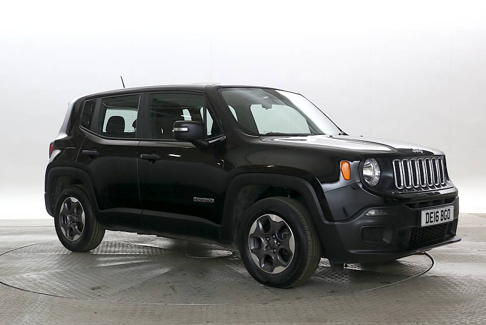 Jeep Renegade - Cargiant
