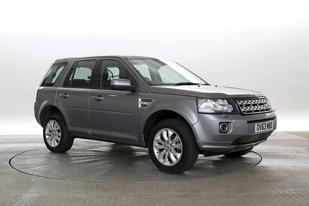 Land Rover Freelander - Cargiant
