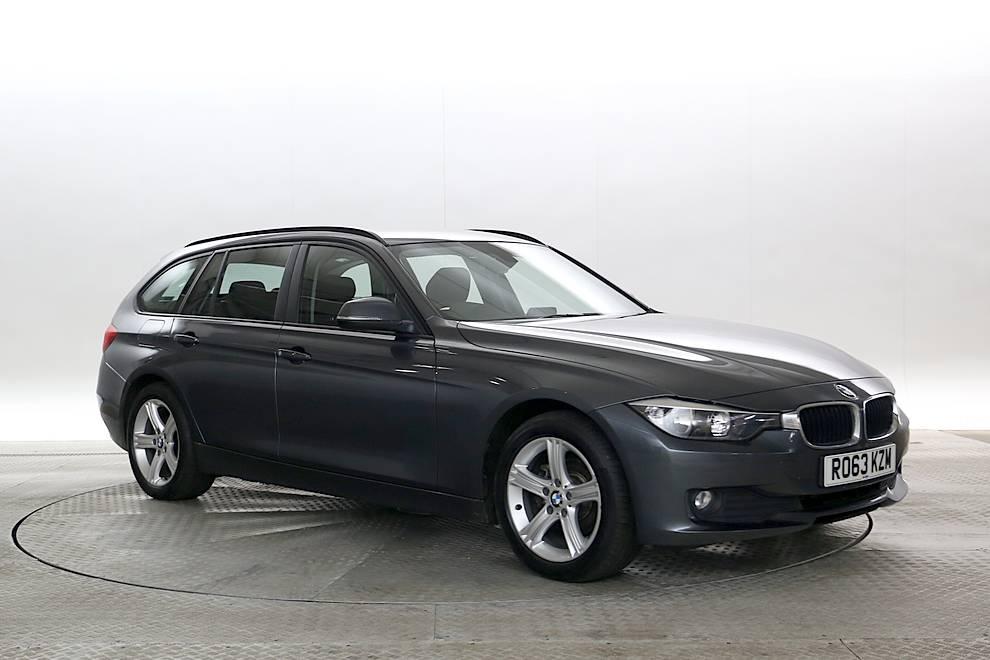 BMW 318D - Cargiant