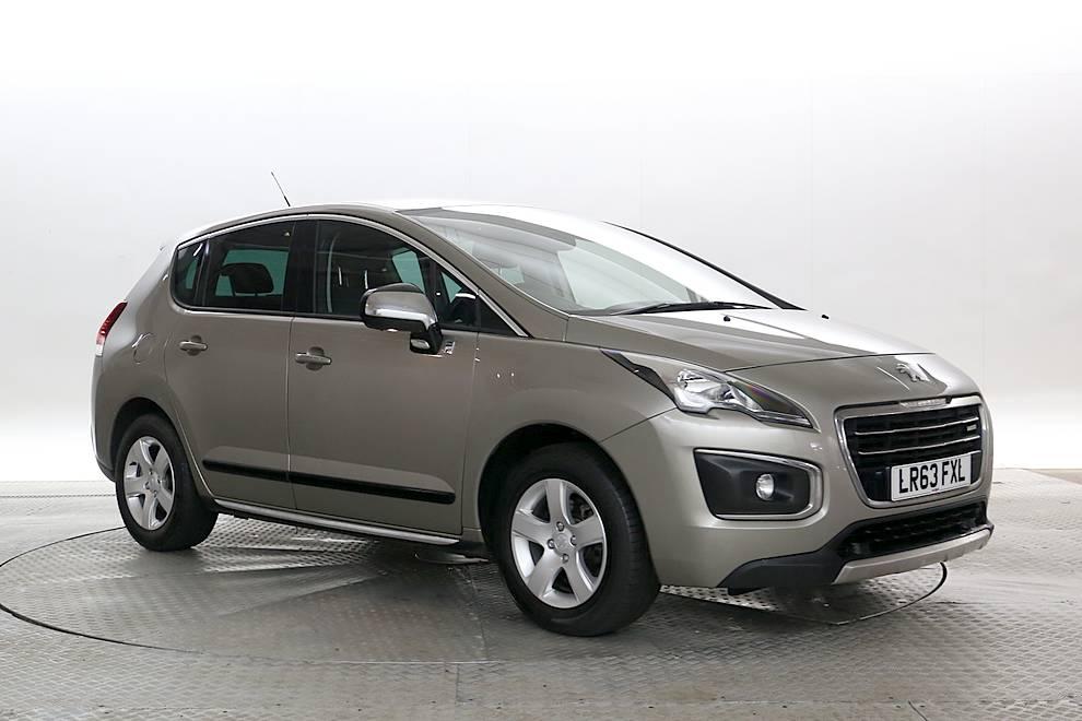 Peugeot 3008 - Cargiant